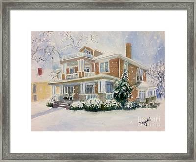 Gassen Home Framed Print