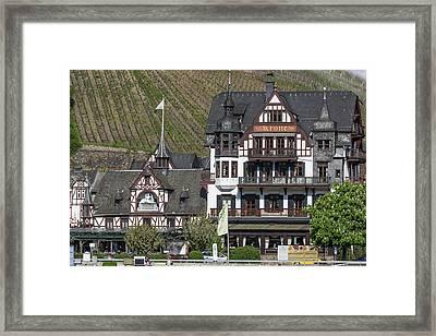 Gasthaus Krone Framed Print