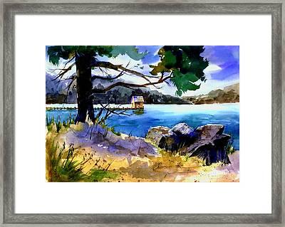 Gatekeeper's Tahoe Framed Print