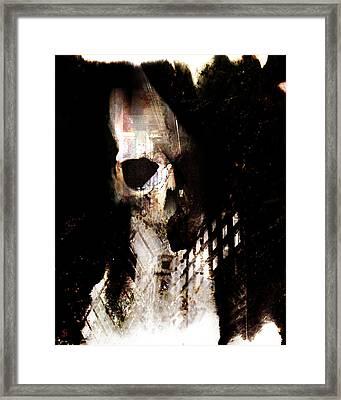 Framed Print featuring the photograph Gates by Ken Walker