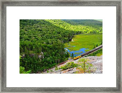 Gateway Framed Print by Catherine Reusch Daley