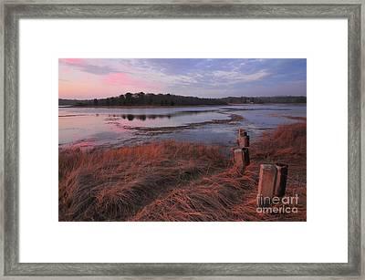 Gateway To Cape Cod Framed Print