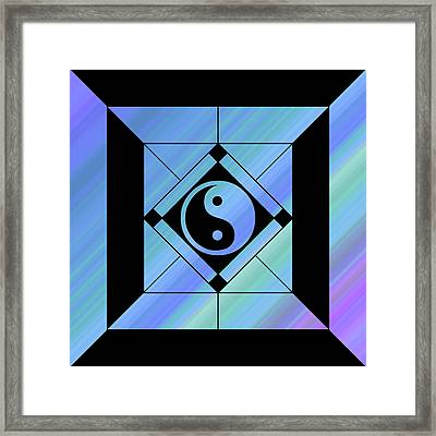 Gateway To Immortality Framed Print