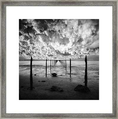 Gateway To Infinity Framed Print