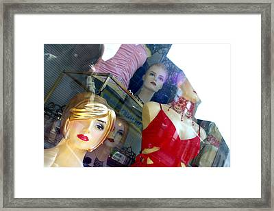Gathered To Watch You Framed Print by Jez C Self