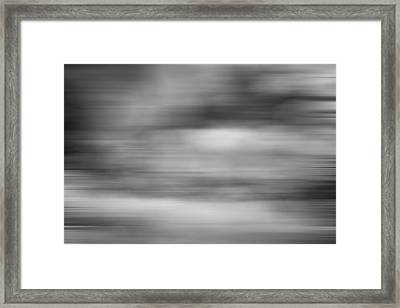 Gathered Today X Framed Print by Jon Glaser
