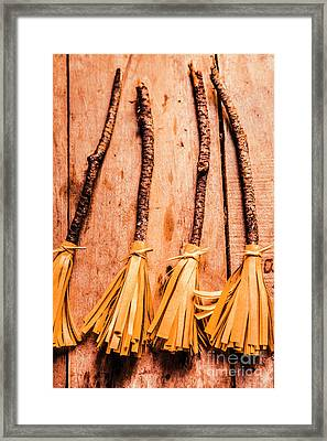 Gathering Of 4 Evil Witches Framed Print by Jorgo Photography - Wall Art Gallery