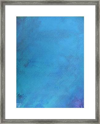 Gathering Place Framed Print by Lindie Racz