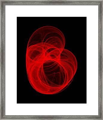 Gathering Rolls II Framed Print by Robert Krawczyk
