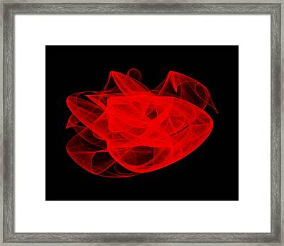 Gathering Wave II Framed Print