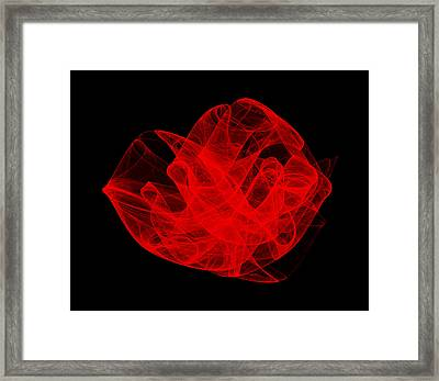 Gathering Wave IIi Framed Print