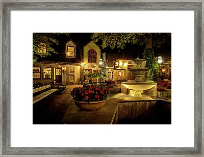 Gatlinburg 2 Framed Print by Mike Eingle