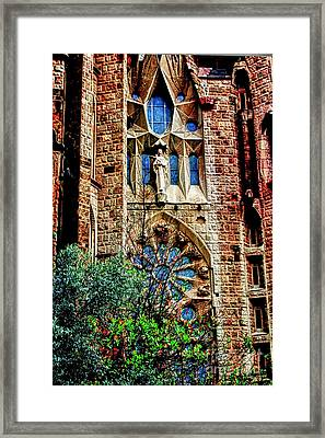 Gaudi Barcelona Framed Print by Tom Prendergast