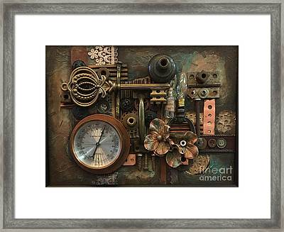 Gauge This Framed Print