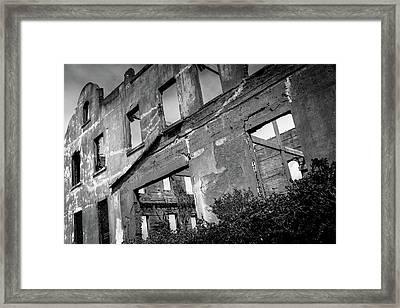 Gaunt Framed Print