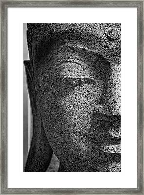 Gautama Buddha Framed Print by Pablo Lopez