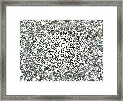 Gauzean Framed Print by Bruce Iorio