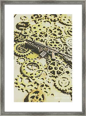 Gears Of War Framed Print by Jorgo Photography - Wall Art Gallery