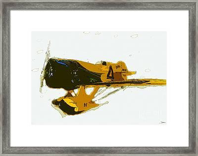 Gee Bee Model Z Framed Print by David Lee Thompson