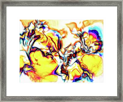 Gelettta Framed Print