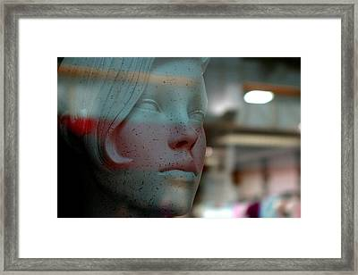 Gemima Framed Print by Jez C Self