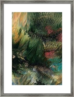 Gems Of The Sea Framed Print by Linda Stevenson