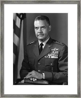 General Benjamin Davis Framed Print