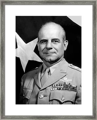 General Doolittle Framed Print by War Is Hell Store