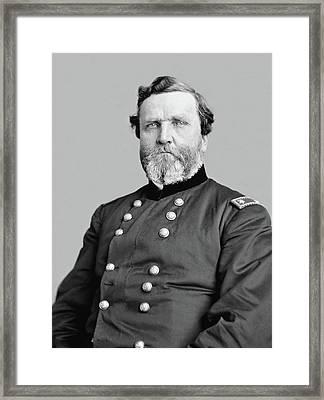 General George Thomas Framed Print