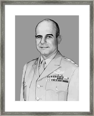 General James Doolittle Framed Print by War Is Hell Store