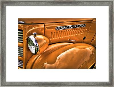General Framed Print by Jerry Golab