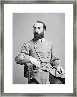 General Joseph Wheeler Framed Print