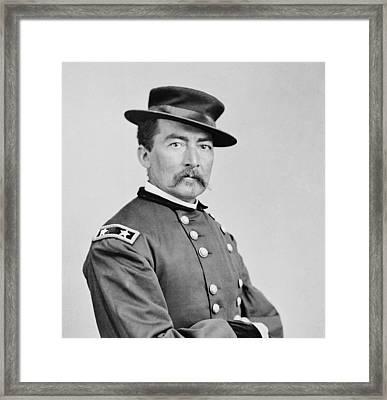 General Sheridan Framed Print
