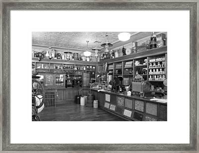 General Store Framed Print by Elizabeth Sullivan