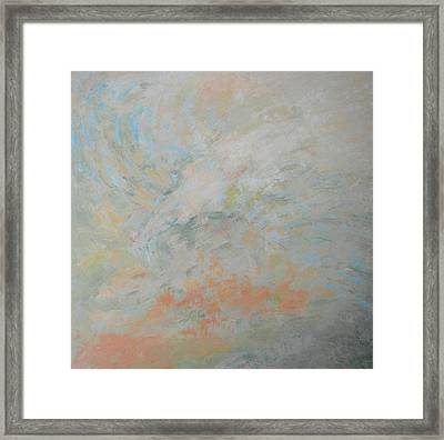 Generation Of Nature Framed Print by Guillermo Serrano de Entrambasaguas