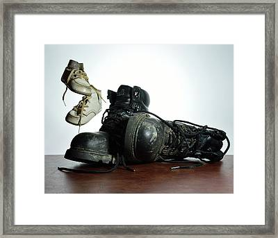 Framed Print featuring the photograph Generations by Mark Fuller