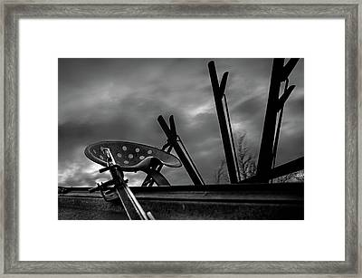 Generations Framed Print by Thomas Zimmerman