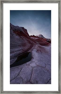 Genesis  Framed Print by Dustin LeFevre
