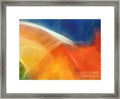 Genesis I Framed Print by Lutz Baar