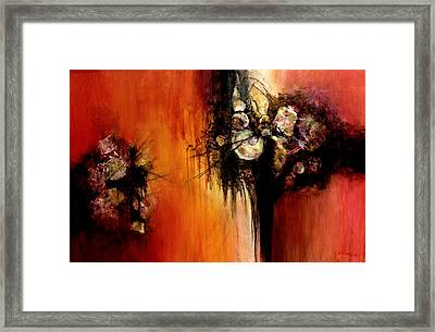 Genesis - Love At First Sight #2 Framed Print by Jim Whalen
