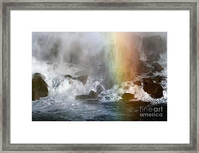 Framed Print featuring the photograph Genesis Series II by Jan Piller