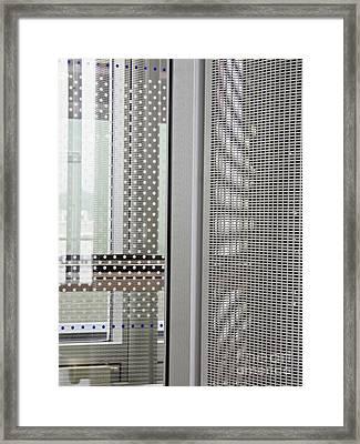 Geneva Airport 1 Framed Print by Sarah Loft