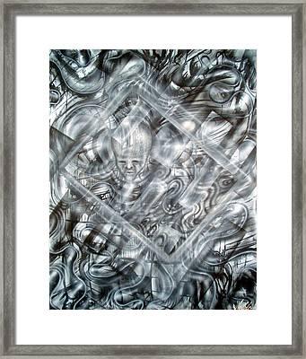 Genius Framed Print by Leigh Odom