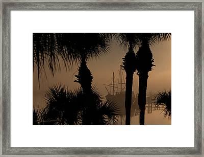 Gentle Espiritu Sunrise Framed Print