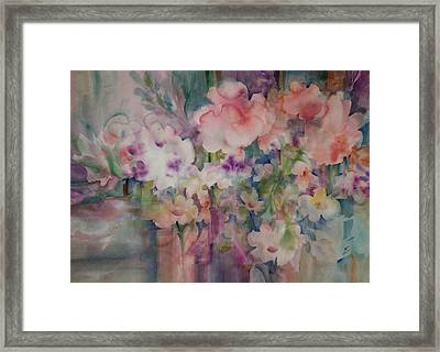 Gentle Moments Framed Print
