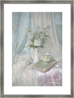 Gentle Still Life Framed Print