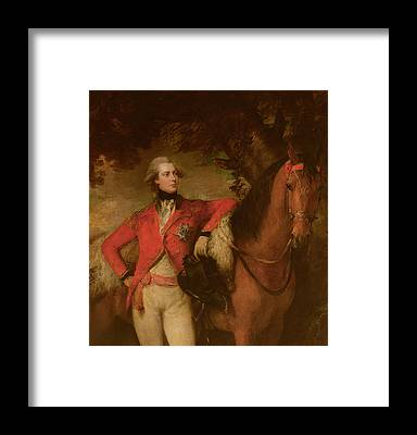 Thomas Gainsborough Framed Prints