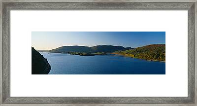 George W. Perkins Memorial Drive Framed Print by Panoramic Images
