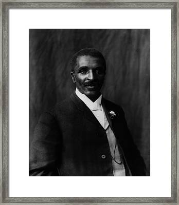 George Washington Carver 1864-1943 Framed Print