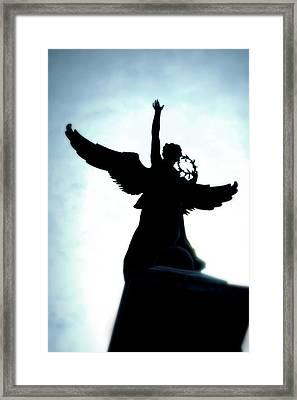 Georges-etienne Cartier Monument Framed Print by Lisa Knechtel